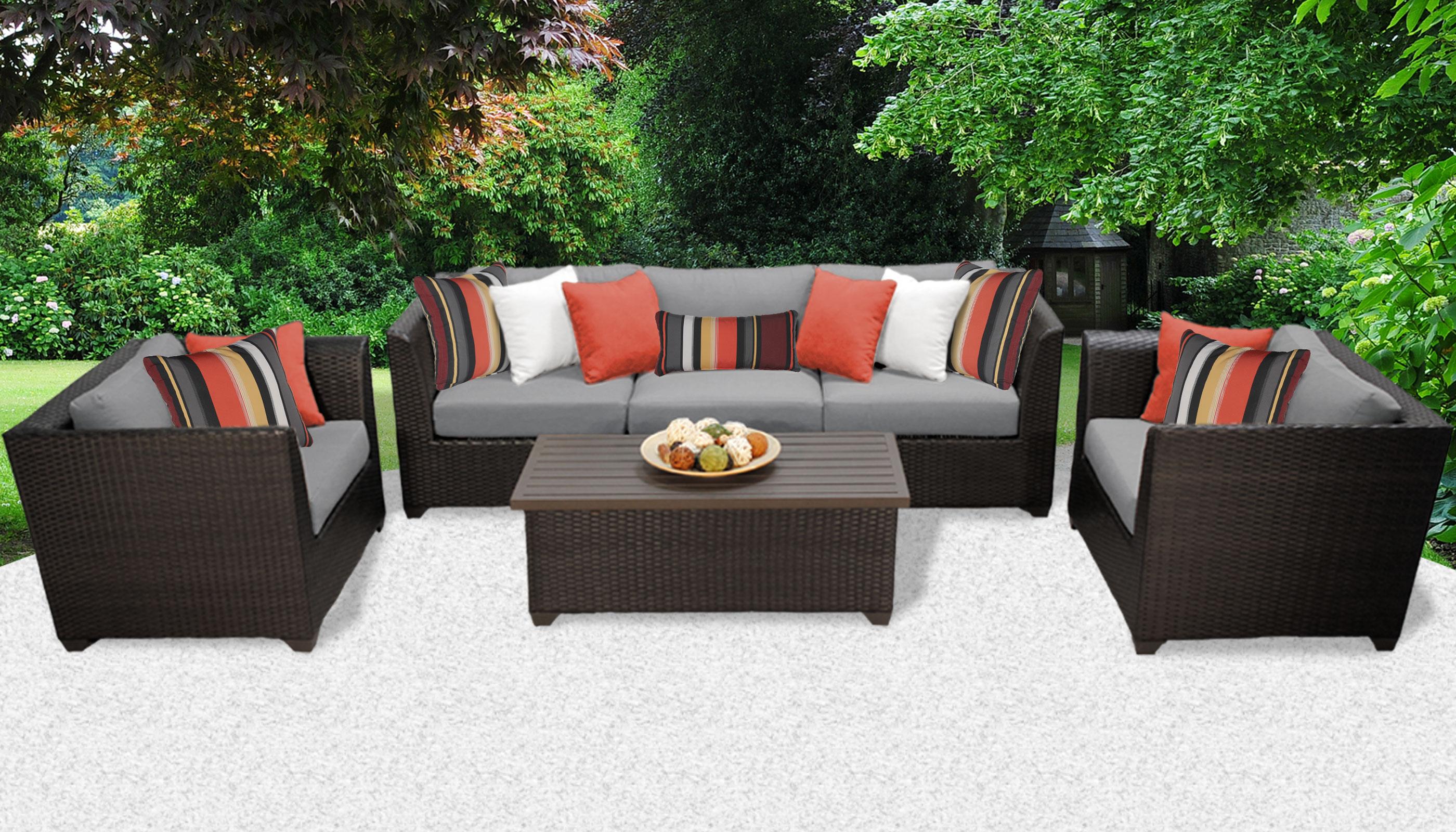 6 piece patio furniture sets home design ideas and pictures for Home design 6 piece patio set