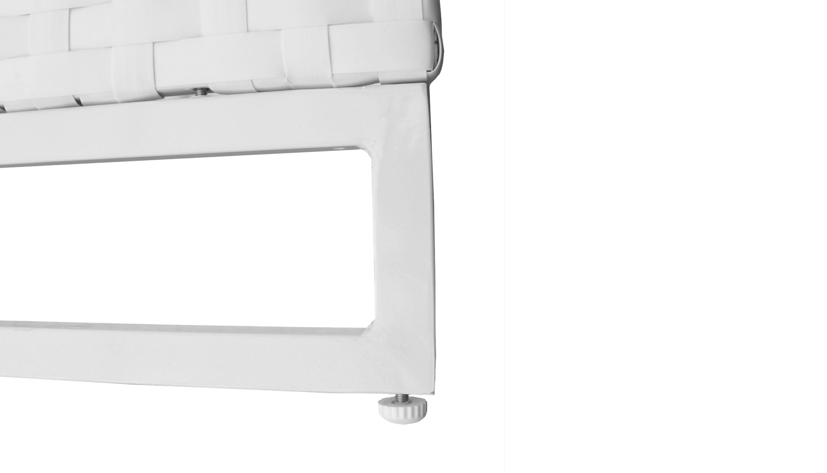 Monaco Chaise Outdoor Wicker Patio Furniture - TK Classics
