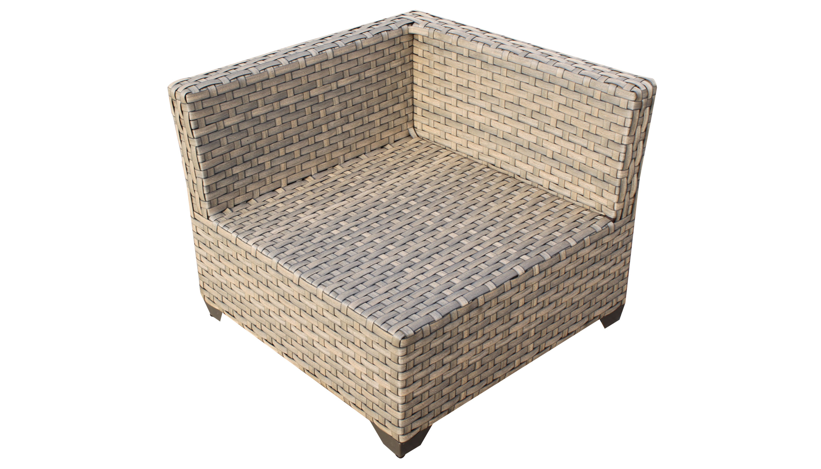 Monterey 6 Piece Outdoor Wicker Patio Furniture Set 06a -