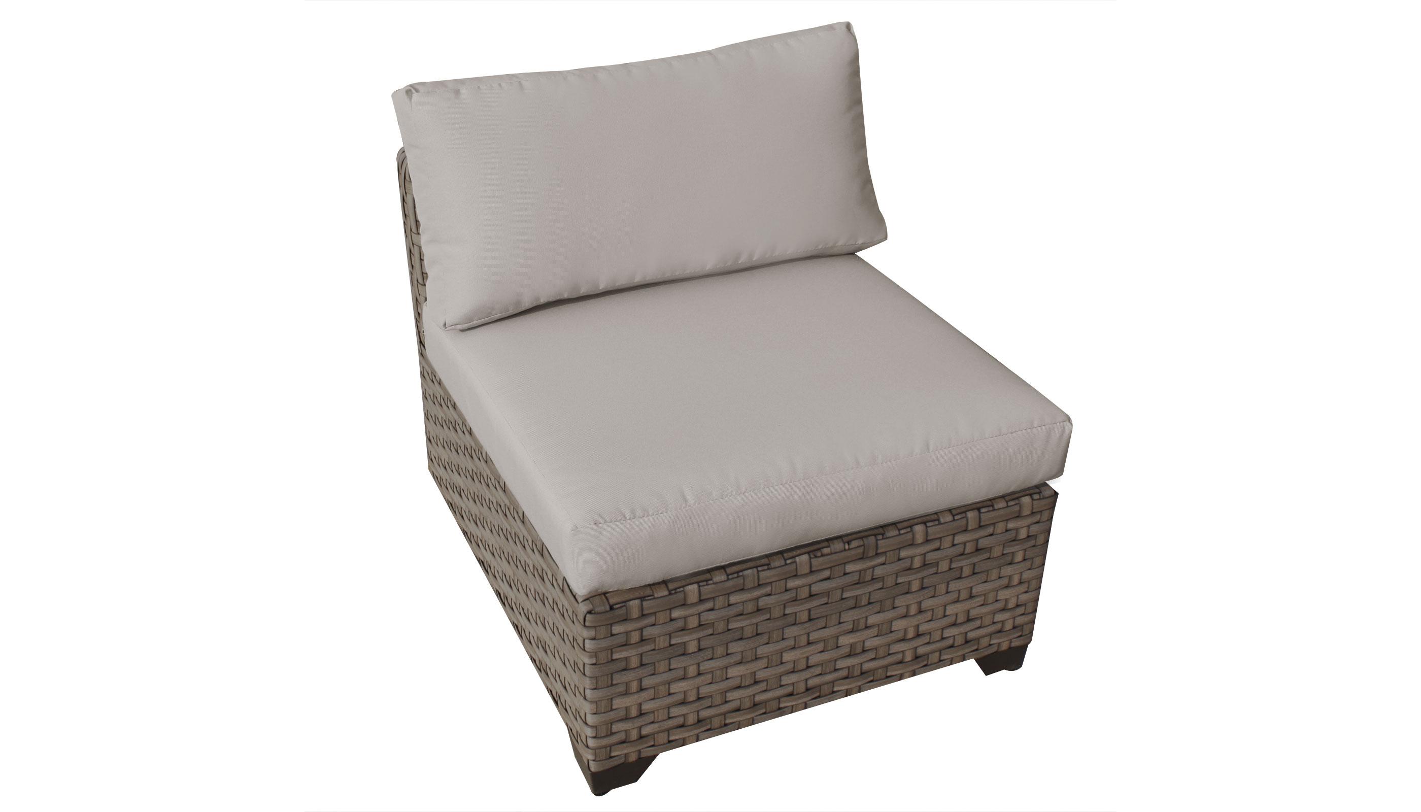 Monterey Armless Sofa - TK Classics