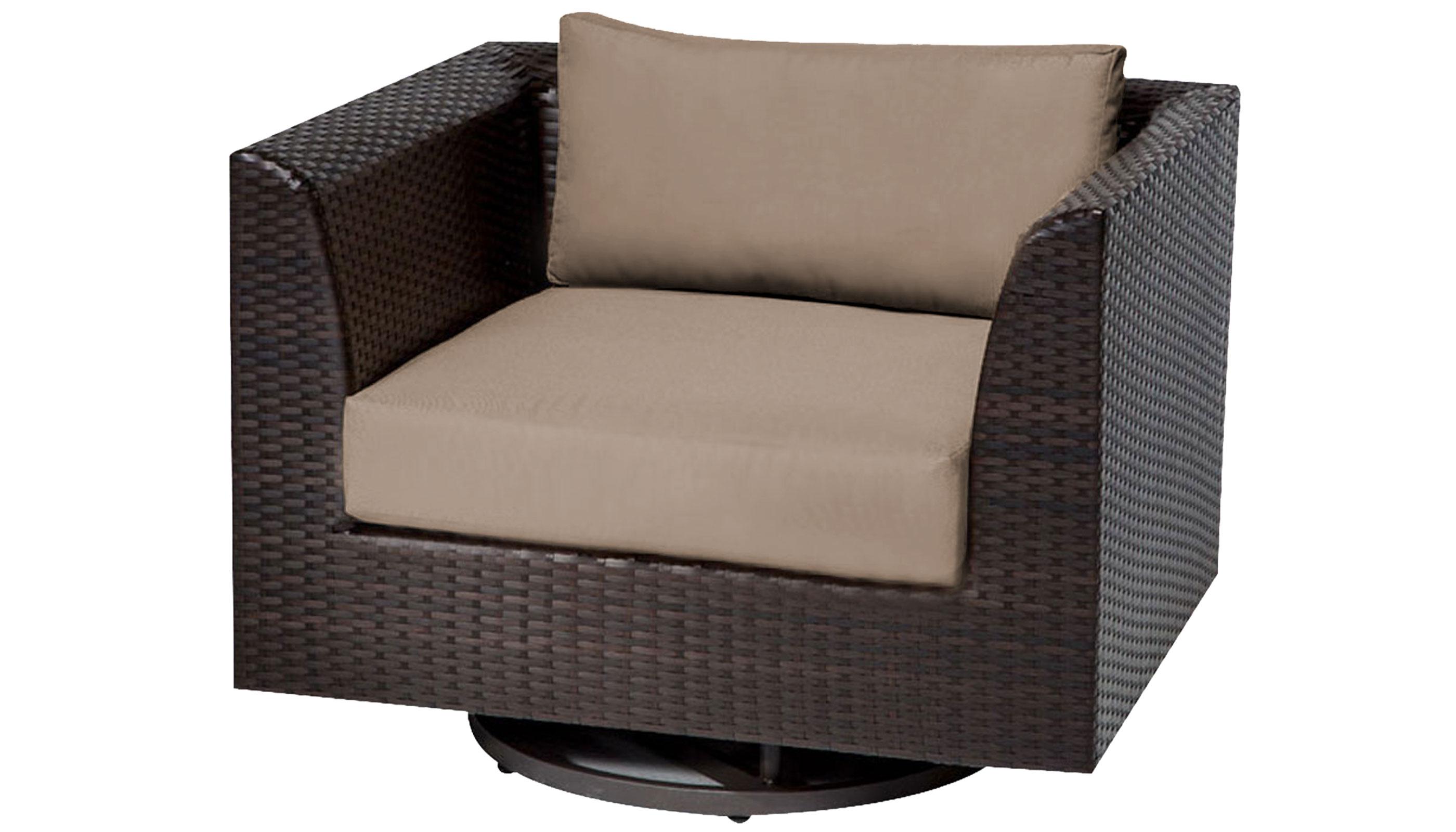 Barbados Swivel Chair -