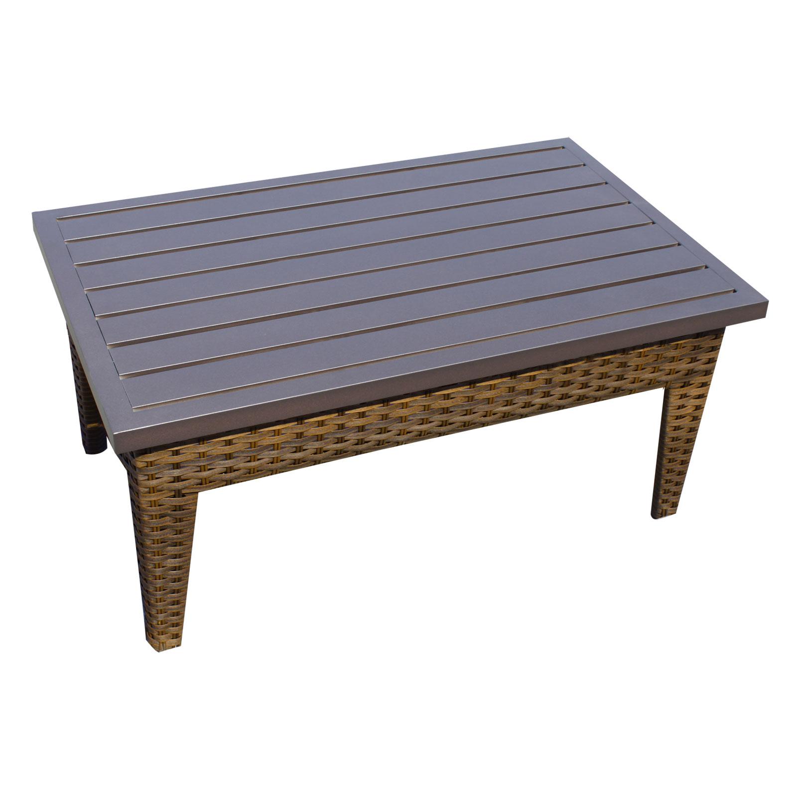 Manhattan 8 Piece Outdoor Wicker Patio Furniture Set 08b