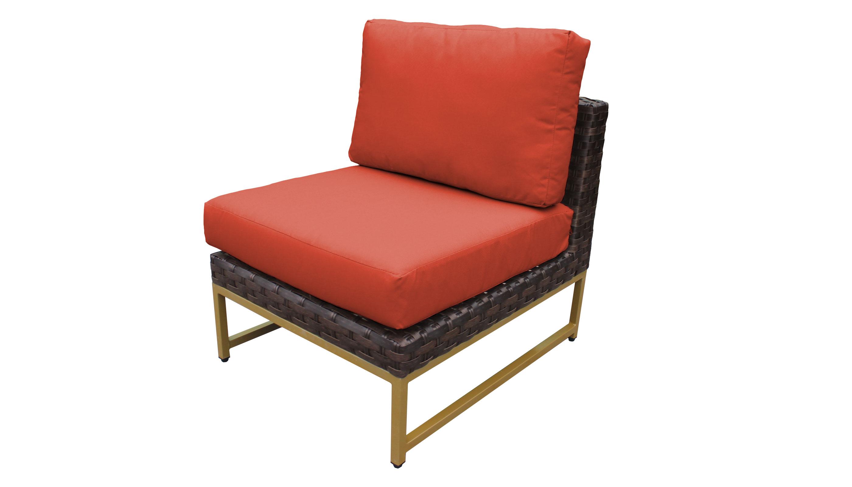 Barcelona Armless Sofa - TK Classics