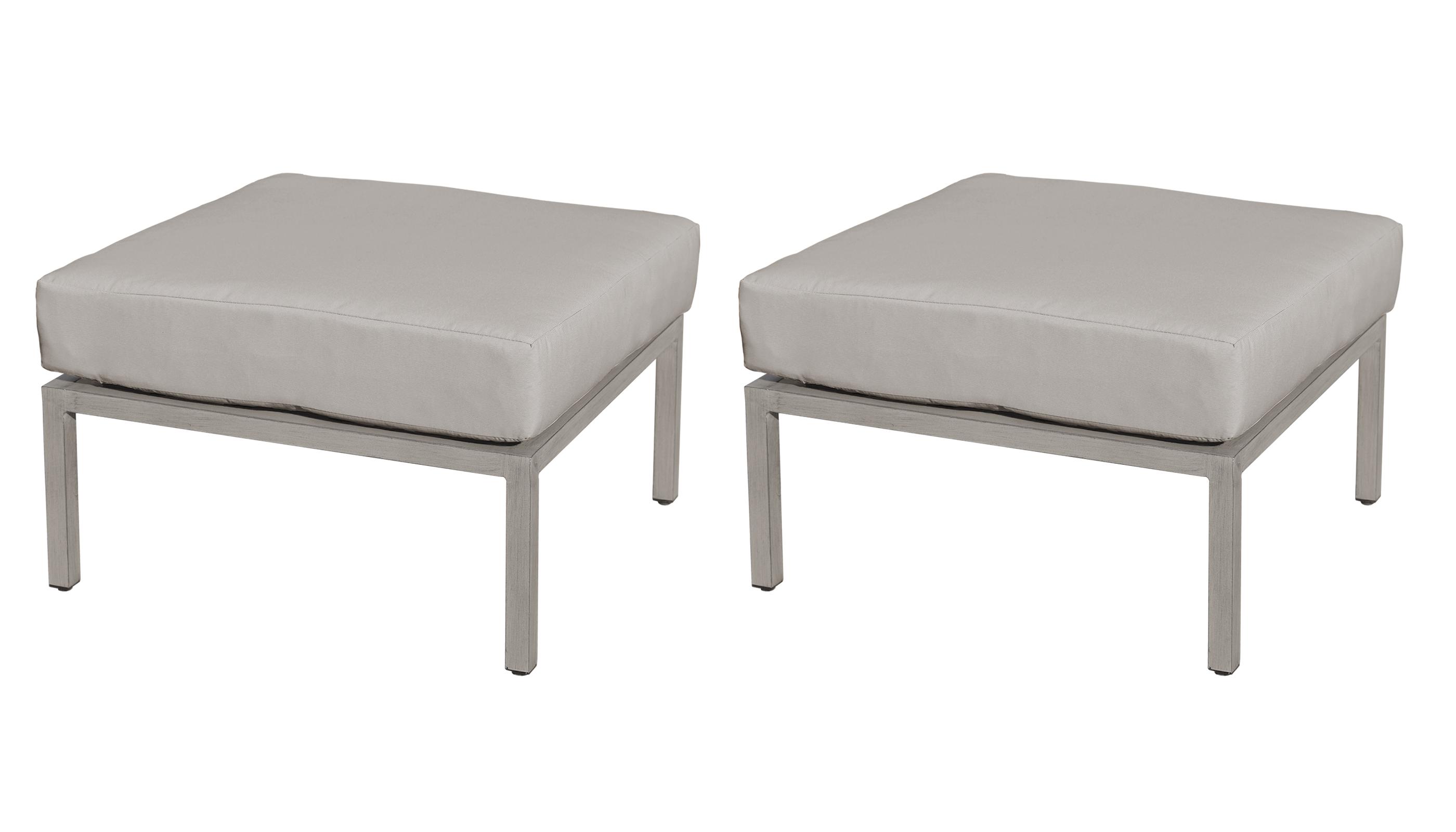Awe Inspiring Carlisle Ottoman 2 Per Box Uwap Interior Chair Design Uwaporg