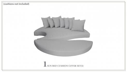 Covers for Sun Bed Cushions - TK Classics
