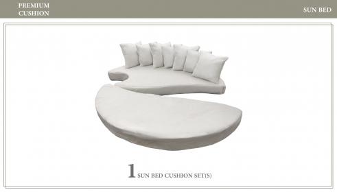 Cushions for Sun Bed - TK Classics