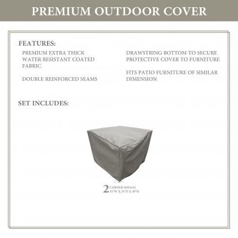 BARBADOS-02a Protective Cover Set - TK Classics