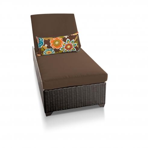 Classic Chaise Outdoor Wicker Patio Furniture - TK Classics