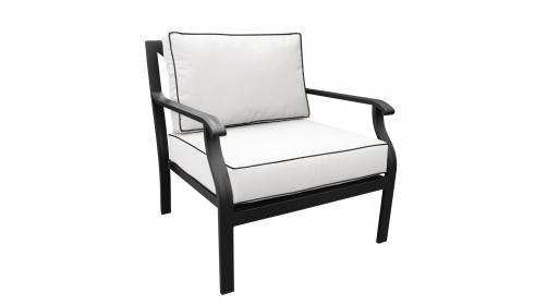 kathy ireland Madison Ave. Club Chair - TK Classics
