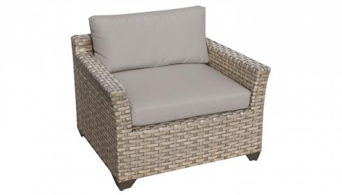 Monterey Club Chair - TK Classics