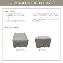BARBADOS-03a Protective Cover Set - TK Classics