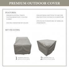 BARBADOS-03c Protective Cover Set - TK Classics
