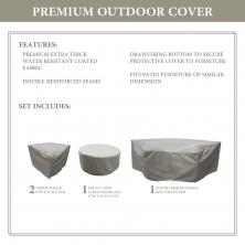 BARBADOS-04a Protective Cover Set - TK Classics