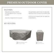 BARBADOS-04c Protective Cover Set - TK Classics