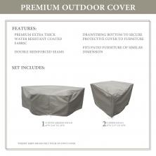 BARBADOS-04f Protective Cover Set - TK Classics