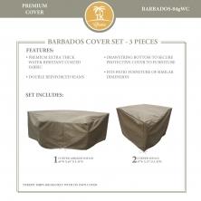 BARBADOS-04g Protective Cover Set - TK Classics
