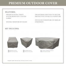 BARBADOS-06e Protective Cover Set - TK Classics
