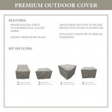 BARBADOS-06f Protective Cover Set - TK Classics
