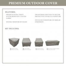 BARBADOS-06g Protective Cover Set - TK Classics