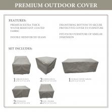 BARBADOS-08c Protective Cover Set - TK Classics