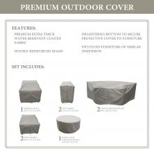 BARBADOS-08e Protective Cover Set - TK Classics