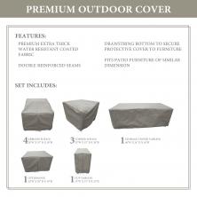 BARBADOS-10b Protective Cover Set - TK Classics