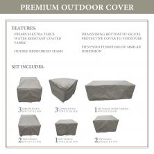 BARBADOS-12c Protective Cover Set - TK Classics