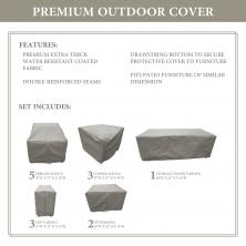 BARBADOS-14a Protective Cover Set - TK Classics