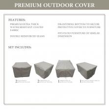 BELLE-06b Protective Cover Set - TK Classics