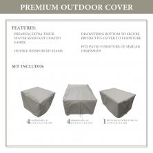 BELLE-09a Protective Cover Set - TK Classics