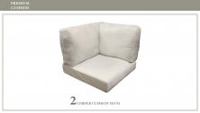 High Back Cushion Set for BARBADOS-03b - TK Classics