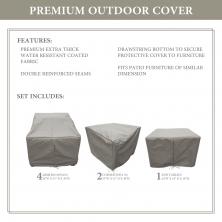 LAGUNA-07c Protective Cover Set - TK Classics