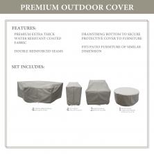 LAGUNA-11b Protective Cover Set - TK Classics