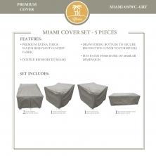 MIAMI-05f Protective Cover Set - TK Classics