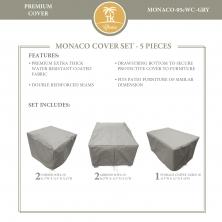 MONACO-05c Protective Cover Set - TK Classics