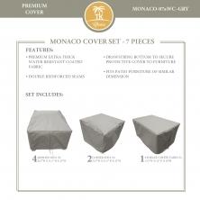 MONACO-07a Protective Cover Set - TK Classics