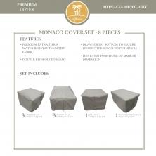 MONACO-08b Protective Cover Set - TK Classics