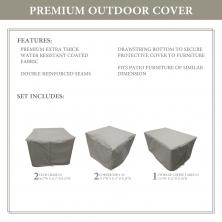 MONTEREY-05b Protective Cover Set - TK Classics