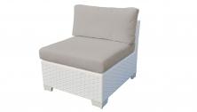 Monaco Armless Sofa