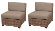 Laguna Armless Sofa 2 Per Box - TK Classics