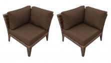 Manhattan Corner Sofa 2 Per Box - TK Classics