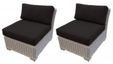 Coast Armless Sofa 2 Per Box - TK Classics