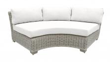 Coast Curved Armless Sofa