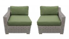 Coast Left Arm Sofa and Right Arm Sofa - TK Classics