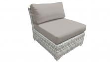 Fairmont Armless Sofa - TK Classics