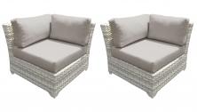 Fairmont Corner Sofa 2 Per Box - TK Classics
