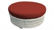 Fairmont Round Coffee Table - TK Classics