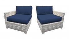 Fairmont Left Arm Sofa and Right Arm Sofa - TK Classics