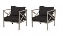 Carlisle Club Chair 2 Per Box - TK Classics