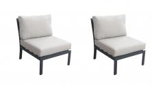 Lexington Armless Sofa 2 Per Box - TK Classics